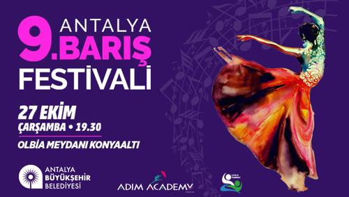 9. ANTALYA BARIŞ FESTİVALİ