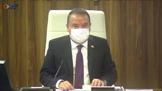 12.04.2021 Tarihli Meclis Toplantısı