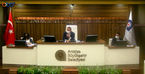 07.06.2021 Tarihli Meclis Toplantısı